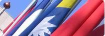 Flagge, Nationalflagge,Werbefahnen, Firmen Fahne